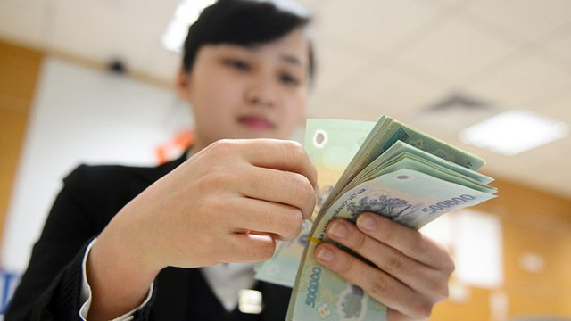 Mức thưởng Tết cao nhất là 1,17 tỉ đồng thuộc về một người đang làm trong doanh nghiệp thuộc lĩnh vực tài chính - ngân hàng. Ảnh:TL