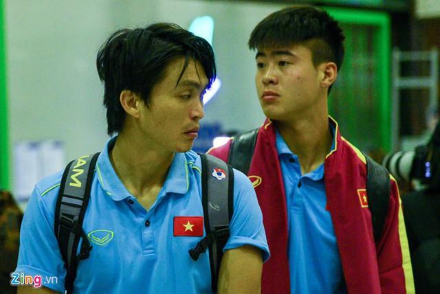 Không phải ăn mừng, đây là hình ảnh đầu tiên của tuyển Việt Nam sau chiến thắng khiến người hâm mộ cảm thương - Ảnh 6.