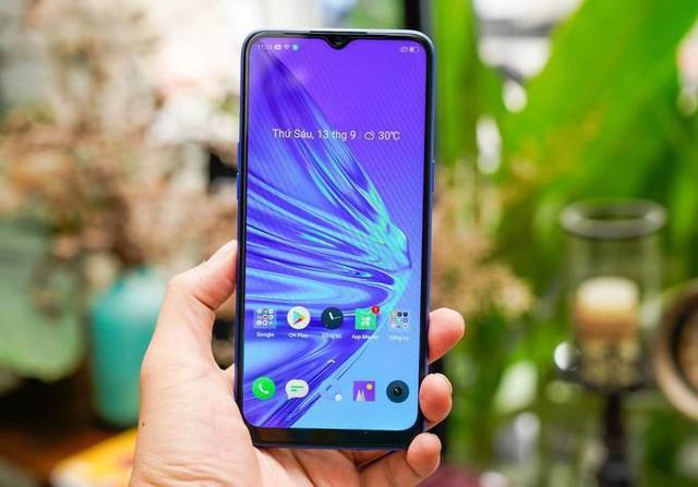 7 smartphone có bốn camera sau tại Việt Nam - Ảnh 5.
