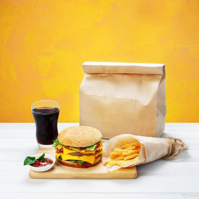 Cảnh báo: Giấy gói đồ ăn nhanh có thể làm cơ thể bạn nhiễm độc tố  - Ảnh 3.