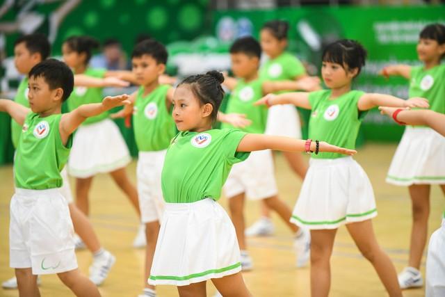 Học sinh Phú Yên tham gia hội thi thể dục và võ cổ truyền - Ảnh 4.