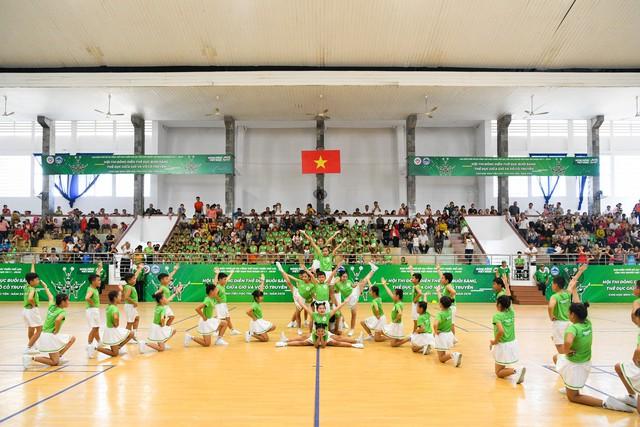 Học sinh Phú Yên tham gia hội thi thể dục và võ cổ truyền - Ảnh 5.