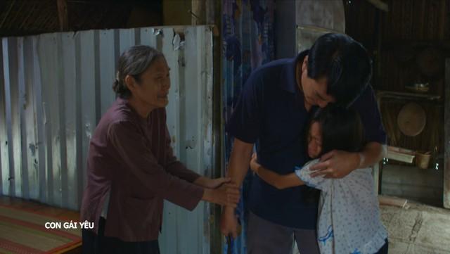 """Không làm """"cậu ba"""" nóng tính nữa, Cao Minh Đạt trở thành người cha dũng cảm đi đòi quyền lợi cho con gái nhỏ! - Ảnh 3."""