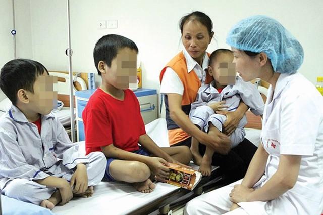 Hậu quả bệnh tan máu bẩm sinh lớn, nhưng phòng chống rất dễ - Ảnh 1.