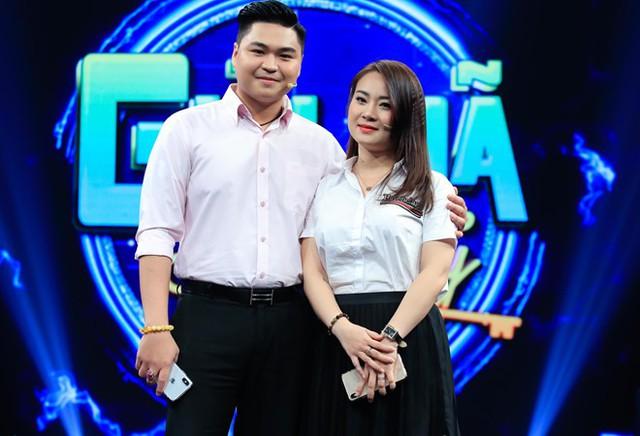 Con trai Lê Giang kể chuyện yêu vợ hơn 8 tuổi và có 2 con riêng - Ảnh 1.