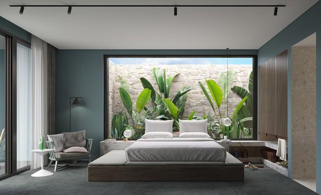 Phòng ngủ màu xanh sẽ mang đến nguồn năng lượng tích cực cho cuộc sống của bạn - Ảnh 13.