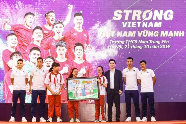 Strong Vietnam 2019 khép lại với nhiều cảm xúc - Ảnh 1.