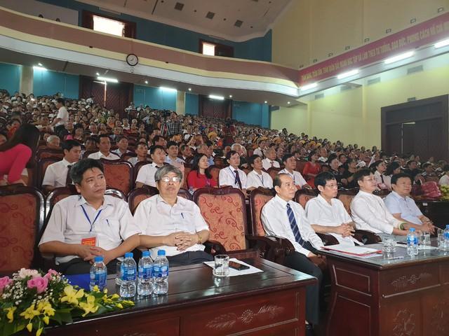 Hà Nam tổ chức Hội thi người cao tuổi sống vui sống khỏe, tích cực tuyên truyền về chính sách dân số - Ảnh 2.