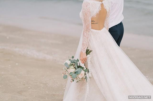 Ảnh cưới của nàng thơ xứ Huế Kiều Oanh - Ảnh 11.