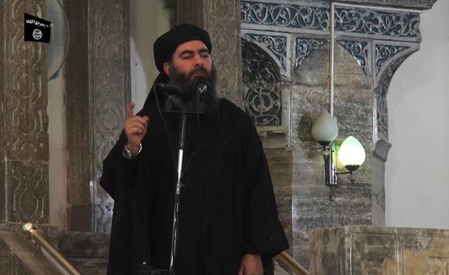 Kết cục đẫm máu sau 5 năm lẩn trốn như bóng ma của thủ lĩnh IS - Ảnh 1.