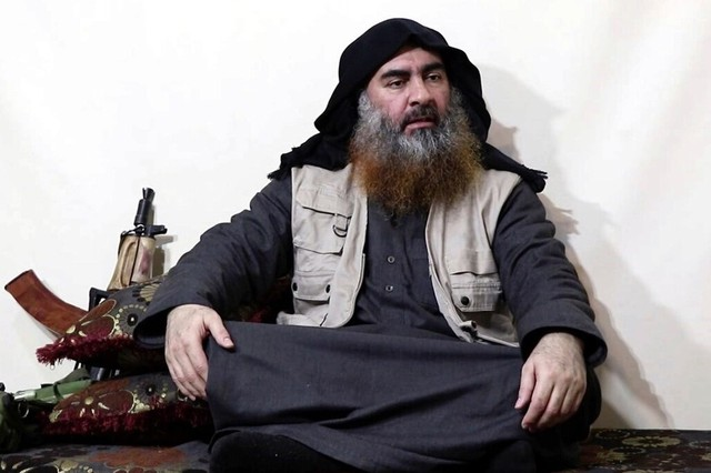 Kết cục đẫm máu sau 5 năm lẩn trốn như bóng ma của thủ lĩnh IS - Ảnh 2.