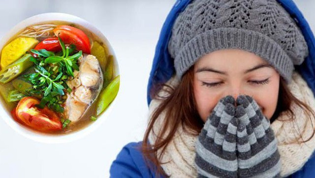 Trời trở lạnh, thử nấu các món canh ăn vừa ấm người vừa tốt cho sức khỏe - Ảnh 1.