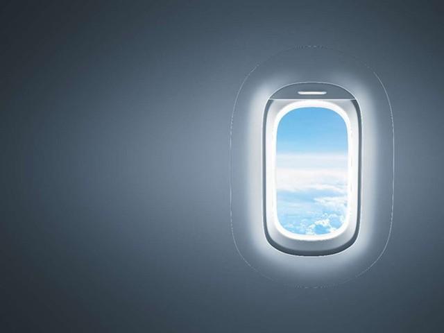 Hành khách dùng chăn làm võng ngủ trên máy bay gây tranh cãi - Ảnh 2.