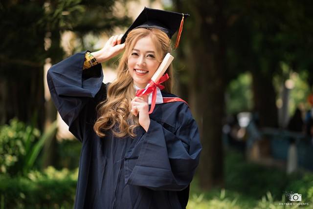Á hậu Bùi Phương Nga là sinh viên giỏi của ĐH Kinh tế Quốc dân - Ảnh 3.