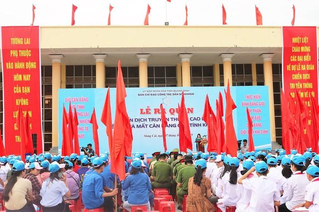 Quảng Ninh đi đầu thay đổi cách thức truyền thông về mất cân bằng giới tính khi sinh năm 2019 - Ảnh 3.