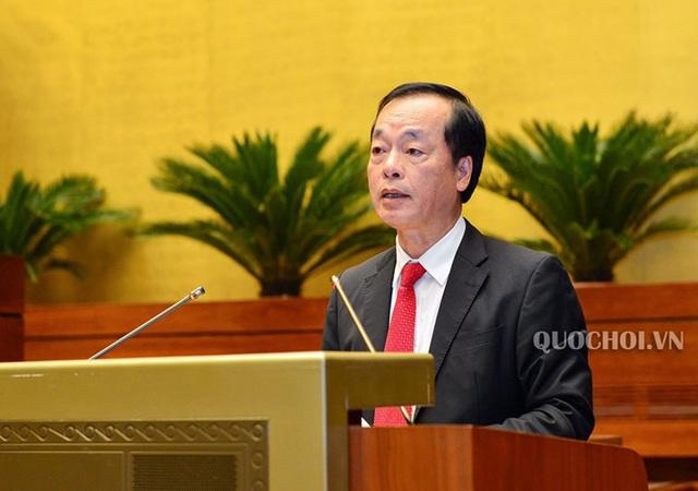 Kỳ họp thứ 8, Quốc hội khóa XIV: Nhiều quy định về môi trường, thiên tai, xây dựng sẽ được điều chỉnh - Ảnh 3.