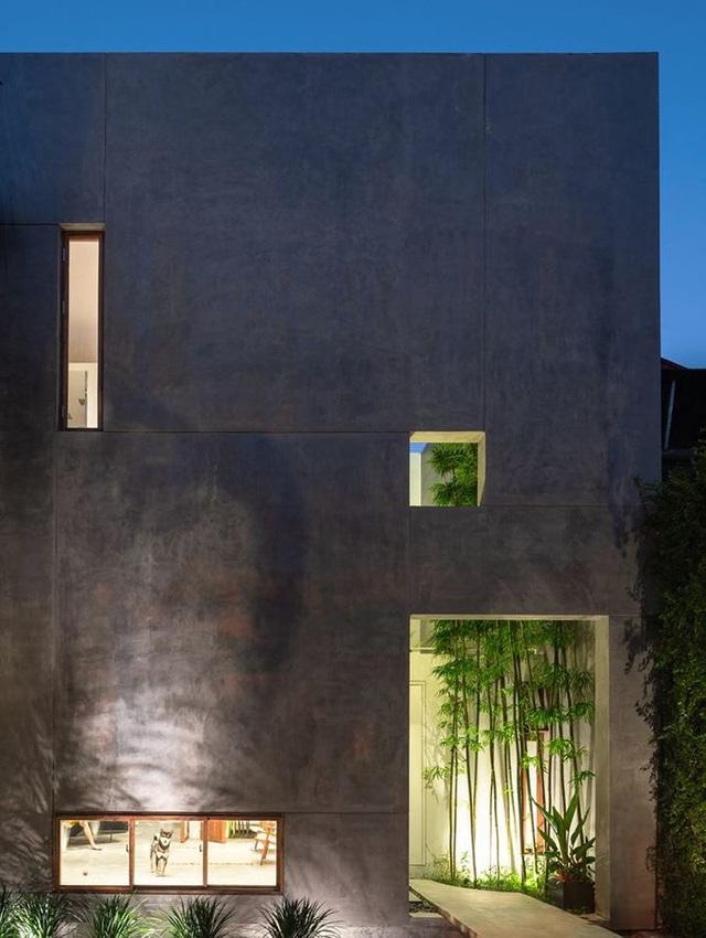 Nhà ngập nắng gió sau tường bao cao 9 mét  - Ảnh 12.