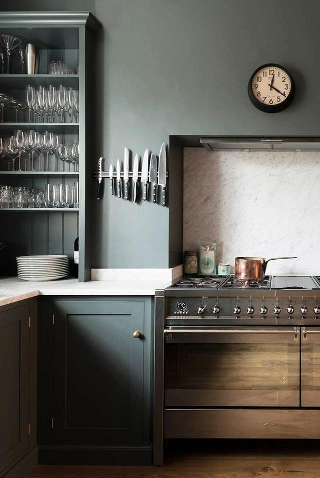 15 mẫu thiết kế nhà bếp mới toanh, vô cùng bắt mắt khiến bạn có cảm hứng đứng bếp nấu nướng mỗi ngày - Ảnh 16.