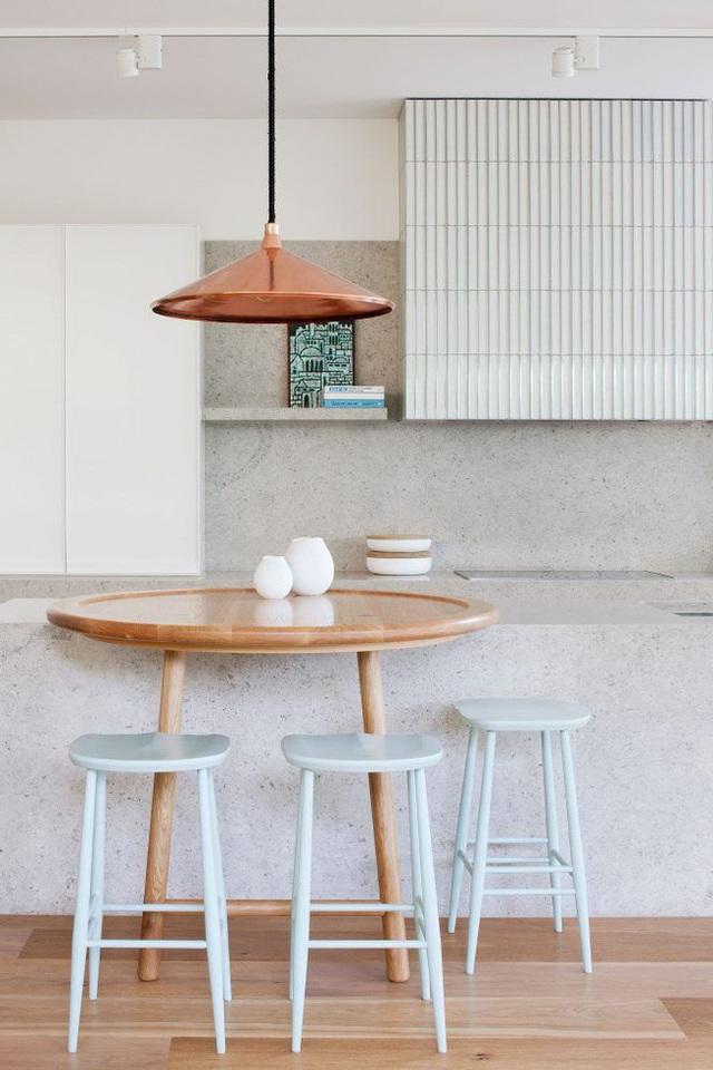 15 mẫu thiết kế nhà bếp mới toanh, vô cùng bắt mắt khiến bạn có cảm hứng đứng bếp nấu nướng mỗi ngày - Ảnh 5.