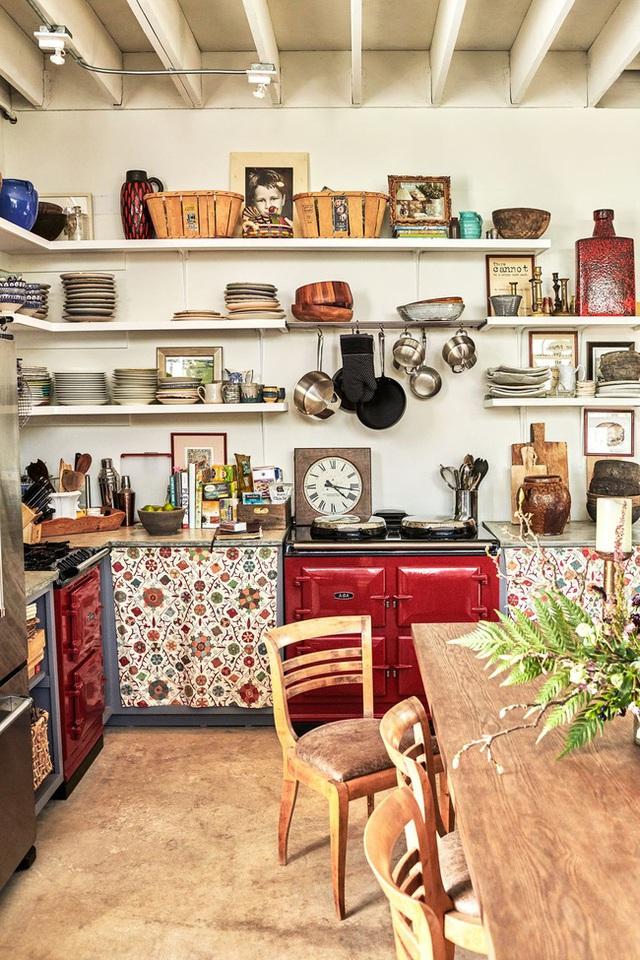 15 mẫu thiết kế nhà bếp mới toanh, vô cùng bắt mắt khiến bạn có cảm hứng đứng bếp nấu nướng mỗi ngày - Ảnh 11.