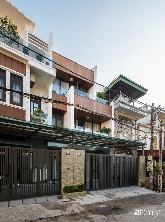 Ngôi nhà bố dành tặng con trai được thiết kế theo phong cách tối giản với những khoảng xanh bắt mắt ở Quảng Ninh - Ảnh 2.
