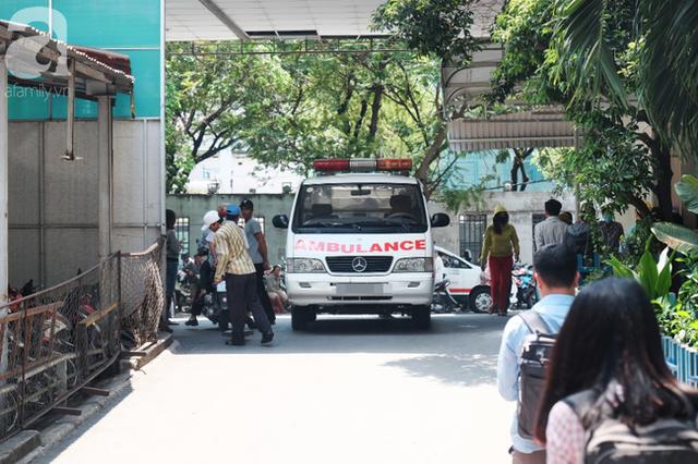 TP.HCM: Nhắc nhở bệnh nhi nhường chỗ cho người khác, nữ điều dưỡng Bệnh viện Nhi Đồng 1 bị cha cháu bé hành hung - Ảnh 4.