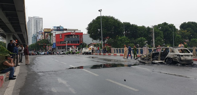 Nữ tài xế xe Mercedes gây tai nạn kinh hoàng ở Hà Nội sẽ phải đối mặt mức án nào? - Ảnh 3.