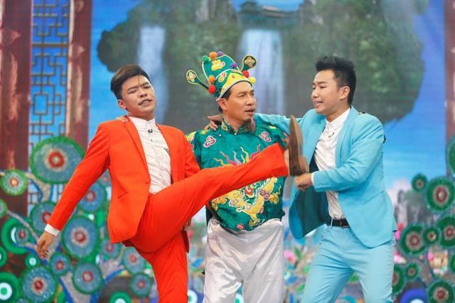 """Diễn viên Trung Ruồi: """"Táo quân là chương trình đỉnh cao để diễn viên hài trẻ phấn đấu"""" - Ảnh 3."""