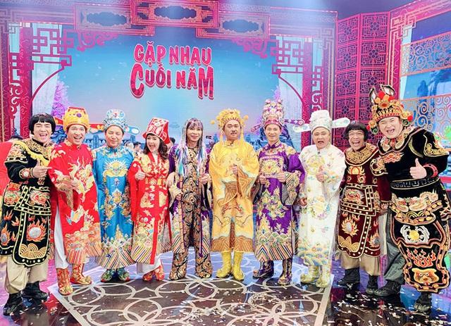 """Chí Trung, Giang còi: Đã đến lúc """"Táo quân"""" nhường sân cho chương trình mới đêm Giao thừa - Ảnh 1."""