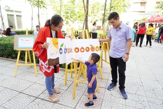 Chuyên gia Nhật Bản chia sẻ bí quyết đọc sách Ehon đúng cách cho trẻ - Ảnh 3.