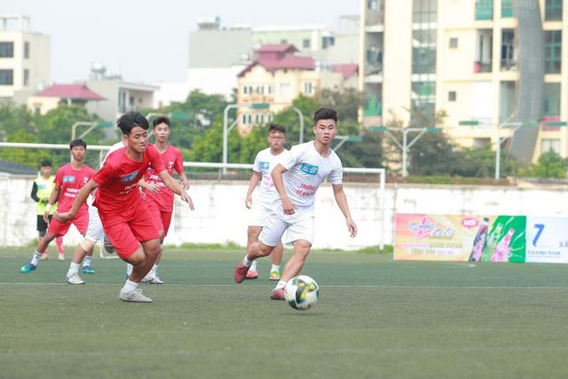 Mùa giải thành công rực rỡ của giải bóng đá học sinh Hà Nội tranh Cup Number 1 Active - Ảnh 2.