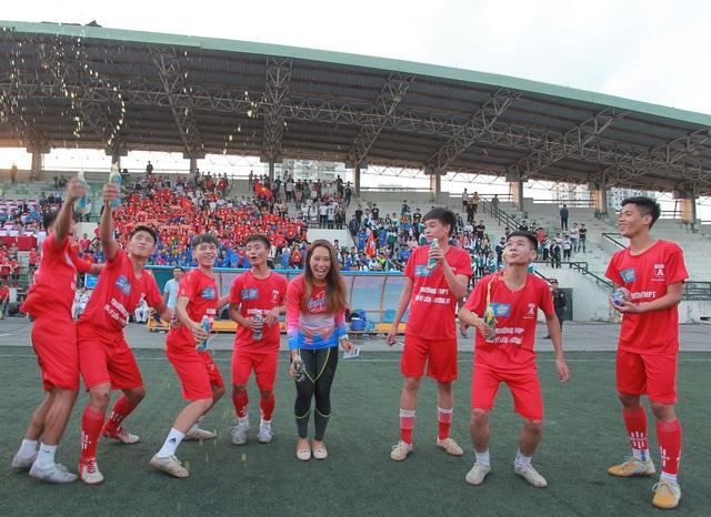 Mùa giải thành công rực rỡ của giải bóng đá học sinh Hà Nội tranh Cup Number 1 Active - Ảnh 3.