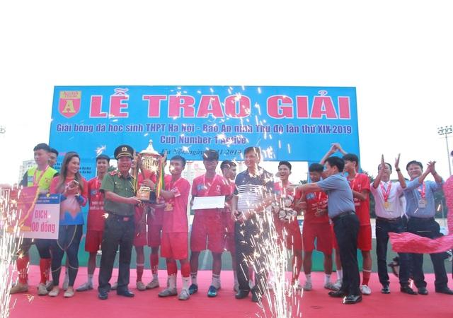 Mùa giải thành công rực rỡ của giải bóng đá học sinh Hà Nội tranh Cup Number 1 Active - Ảnh 4.