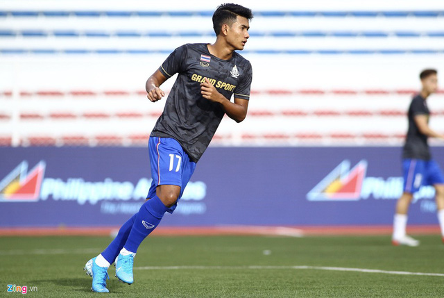 HLV Park Hang-seo đến sân nghiên cứu U22 Thái Lan đối đầu Indonesia - Ảnh 4.