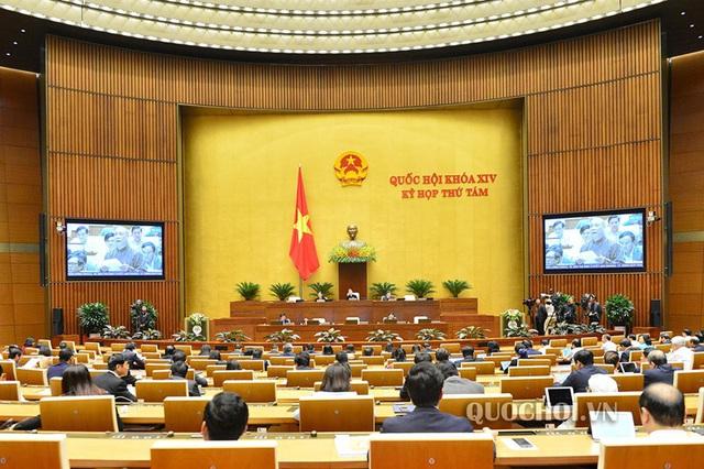 Quốc hội họp phiên bế mạc Kỳ họp thứ 8, Quốc hội khóa XIV - Ảnh 1.