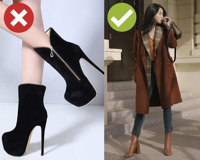 Muốn mặc đẹp không góc chết, chị em đừng sắm 4 đôi boots sau - Ảnh 1.