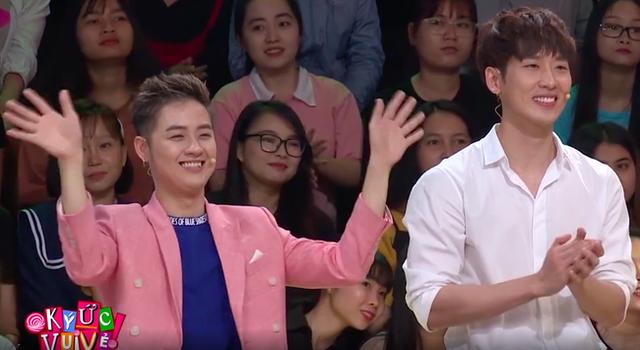 Ký ức vui vẻ: Quyền Linh - Lại Văn Sâm vỡ òa khi Hồng Nhung xuất hiện, Phú Quang kể về người Việt xa xứ - Ảnh 8.
