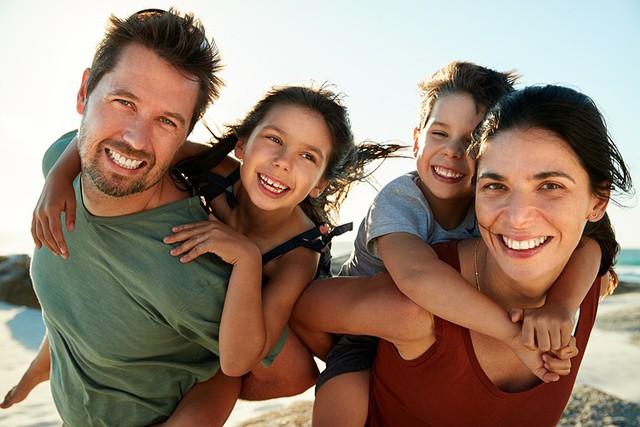 Chín điều cha mẹ nên làm để con hạnh phúc  - Ảnh 1.
