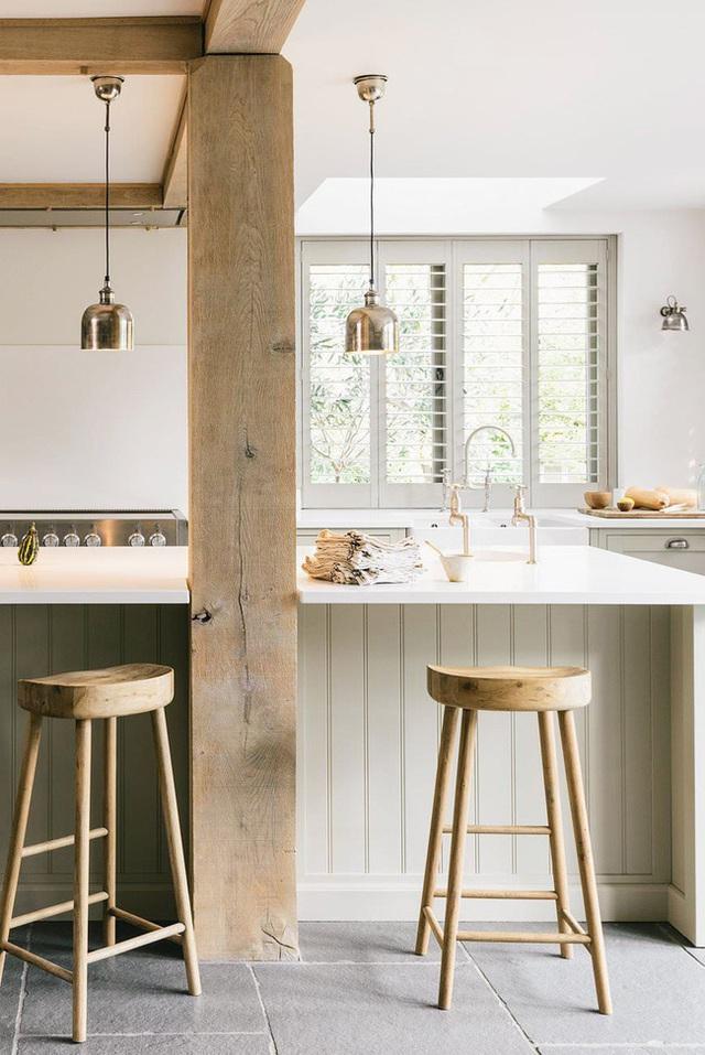 11 màu sơn kết hợp với đồ nội thất cực chuẩn giúp bếp nhà bạn không bao giờ bị lạc mốt từ năm nay qua năm khác - Ảnh 11.