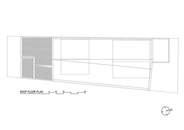 Lạ lẫm nhưng vô cùng bắt mắt với ngôi nhà ngói 3 gian xếp dọc theo mảnh đất hình ống rộng gần 300m² ở Trà Vinh - Ảnh 23.