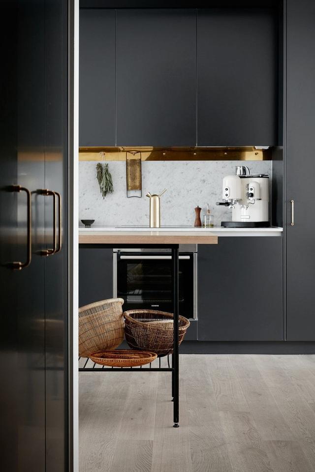 11 màu sơn kết hợp với đồ nội thất cực chuẩn giúp bếp nhà bạn không bao giờ bị lạc mốt từ năm nay qua năm khác - Ảnh 4.