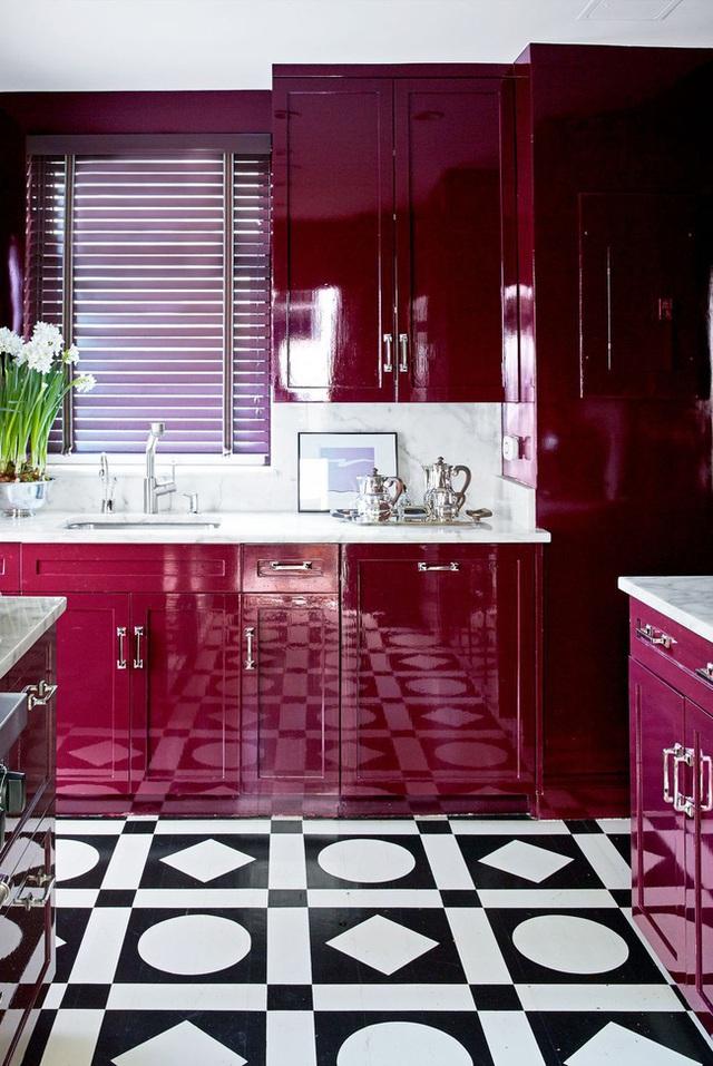11 màu sơn kết hợp với đồ nội thất cực chuẩn giúp bếp nhà bạn không bao giờ bị lạc mốt từ năm nay qua năm khác - Ảnh 6.