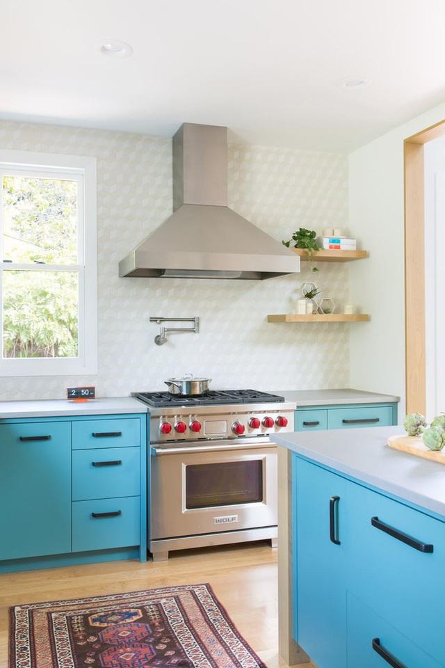 11 màu sơn kết hợp với đồ nội thất cực chuẩn giúp bếp nhà bạn không bao giờ bị lạc mốt từ năm nay qua năm khác - Ảnh 7.