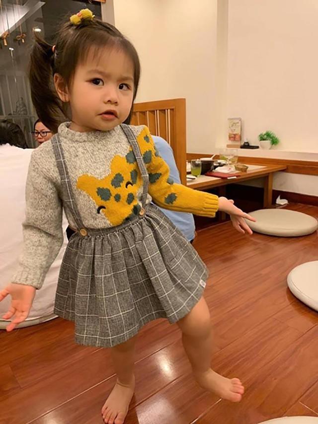Diễn viên Vân Trang tự tay biến phòng con gái thành một căn phòng như bước ra từ truyện cổ tích mà bất cứ bố mẹ nào cũng phải ngưỡng mộ - Ảnh 3.