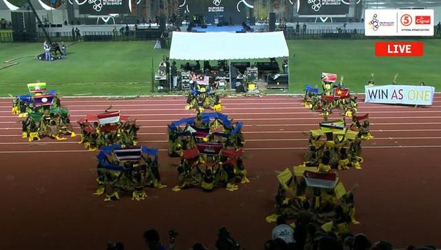 Chủ nhà Philippines trao cờ đăng cai SEA Games 31 cho Việt Nam - Ảnh 15.