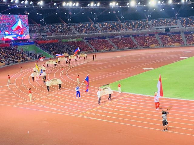 Chủ nhà Philippines trao cờ đăng cai SEA Games 31 cho Việt Nam - Ảnh 18.