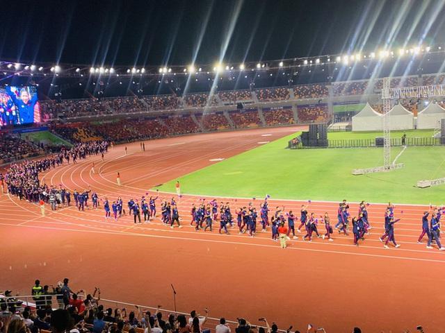 Chủ nhà Philippines trao cờ đăng cai SEA Games 31 cho Việt Nam - Ảnh 21.