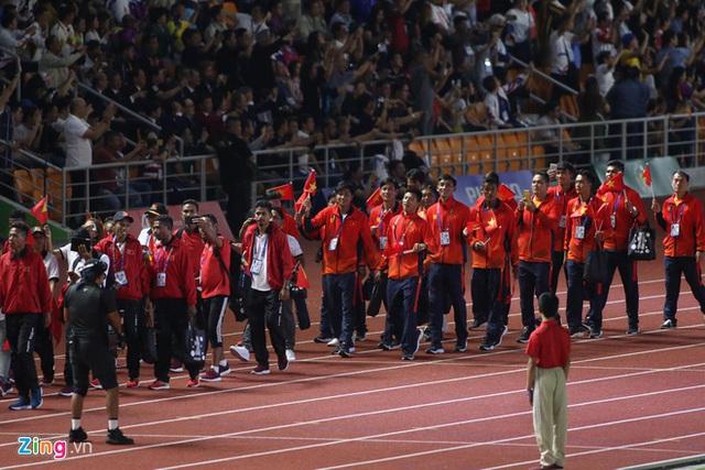 Chủ nhà Philippines trao cờ đăng cai SEA Games 31 cho Việt Nam - Ảnh 26.