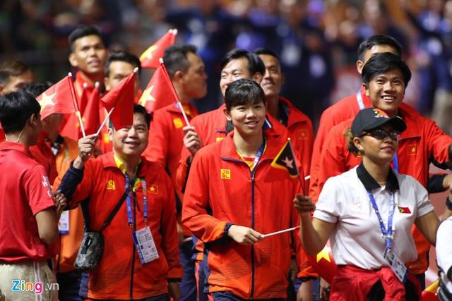Chủ nhà Philippines trao cờ đăng cai SEA Games 31 cho Việt Nam - Ảnh 27.