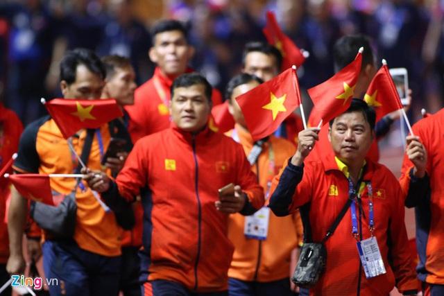 Chủ nhà Philippines trao cờ đăng cai SEA Games 31 cho Việt Nam - Ảnh 28.